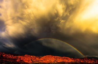 The perfect Rainbow.