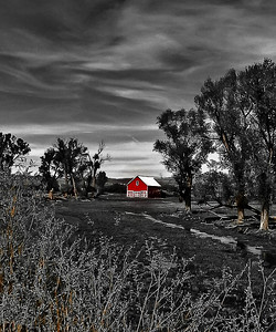 The Red Barn.